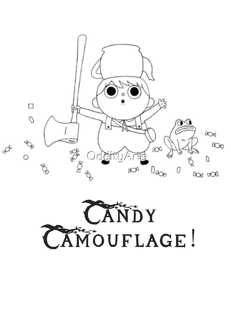 candy camouflage otgw by OddityArts