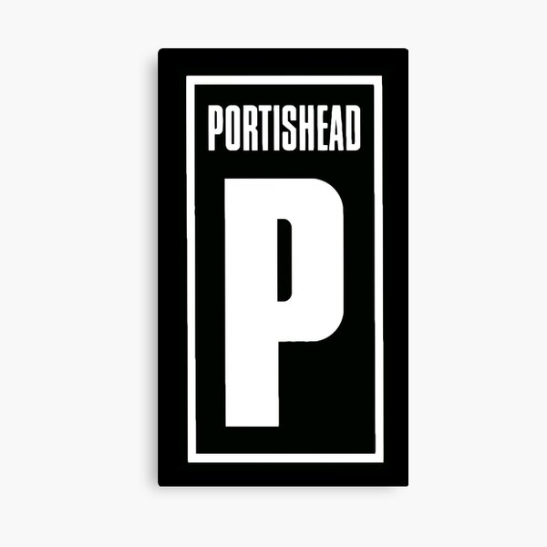 Portishead British Trip Hop Music Band Canvas Print
