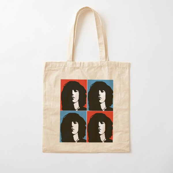 Patti Smith American Singer Cotton Tote Bag