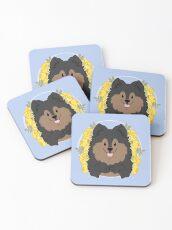 Finnish Lapphund Coasters