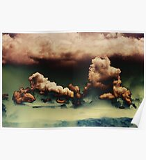 Surreal Sky Poster
