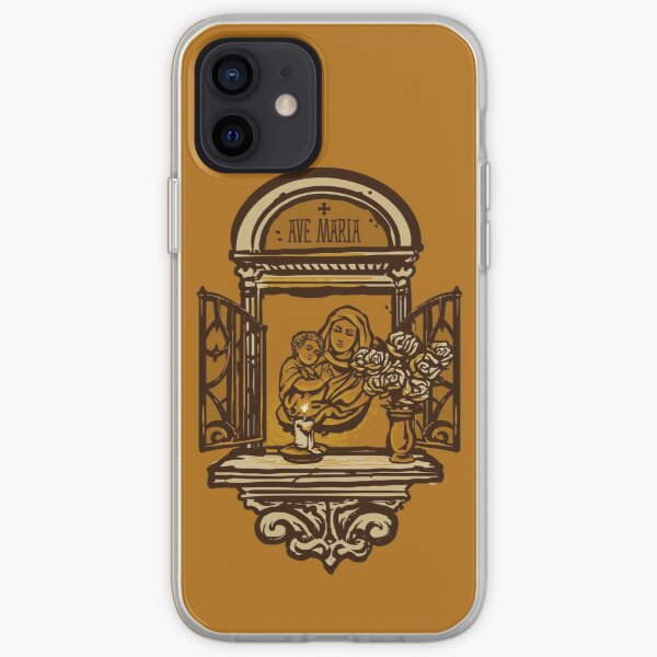 Madonelle Shrine  iPhone Soft Case
