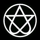 Him Heartgram Finish Gothic Rock Band by StickaBomb