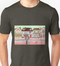 The High Street Unisex T-Shirt