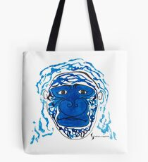 Gorilla © feathers & eggshells - wild new things are born Tote Bag
