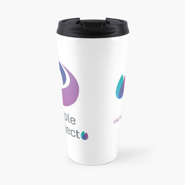 Purple Project - Drinks range Travel Mug
