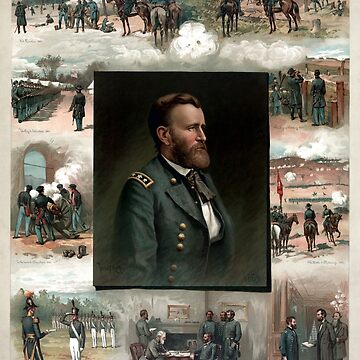 General Grant - From West Point To Appomattox von warishellstore