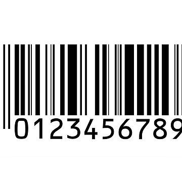 «Barcode classique» par AleCampa