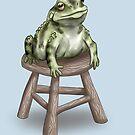 Toadstool by Daniel Wills