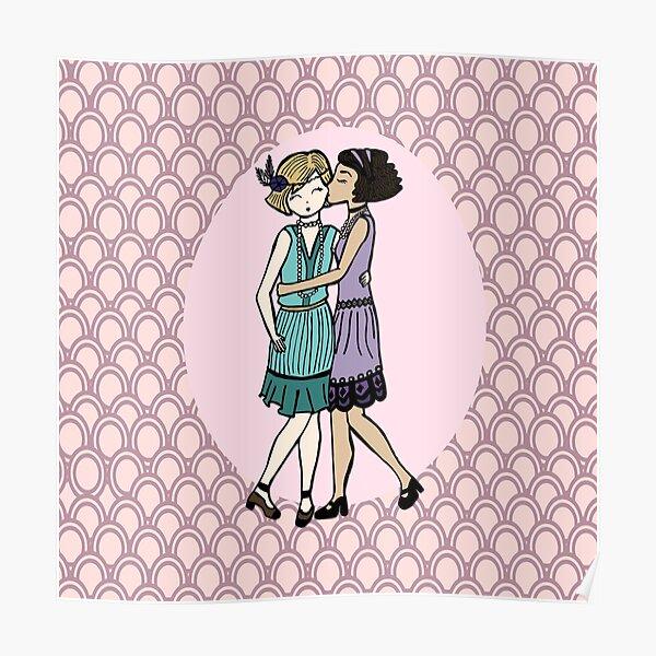Girls Like Girls - 20's  Poster