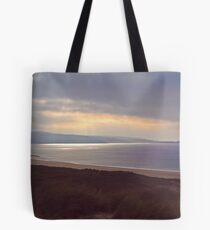 Stormy Dawn Tote Bag