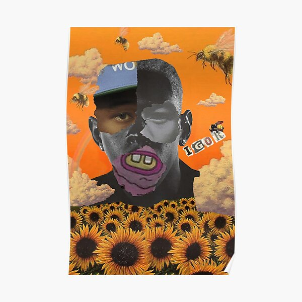 Mr ,The creator's album covers Poster