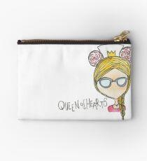 Queen of Hearts Studio Pouch
