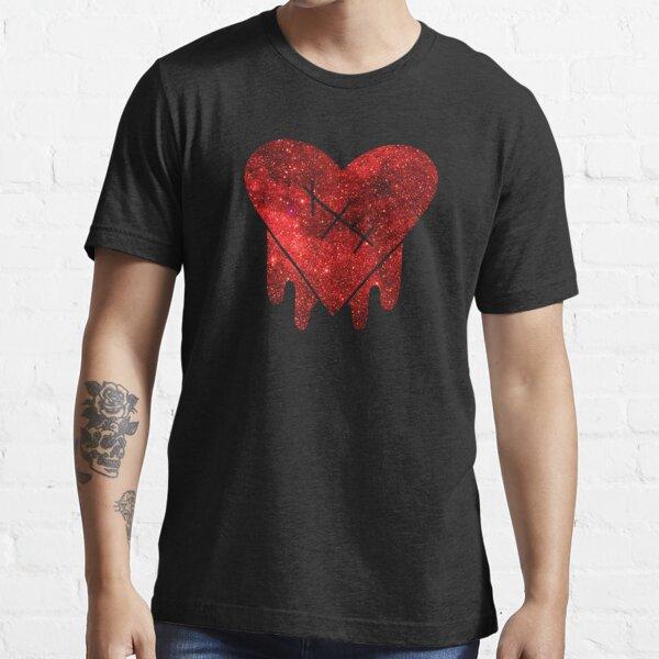 Gravity Falls Robbie Heart Galaxy Print Essential T-Shirt