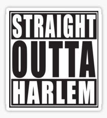 Straight Outta Harlem Sticker
