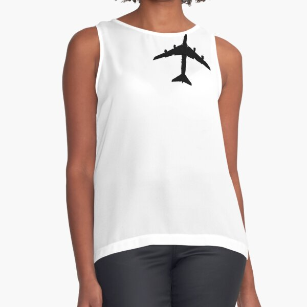 Fly With Me  Sleeveless Top