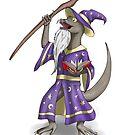 Lizard Wizard by Daniel Wills