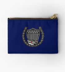 47 MLB Officer in Charge - Ashore Zipper Pouch