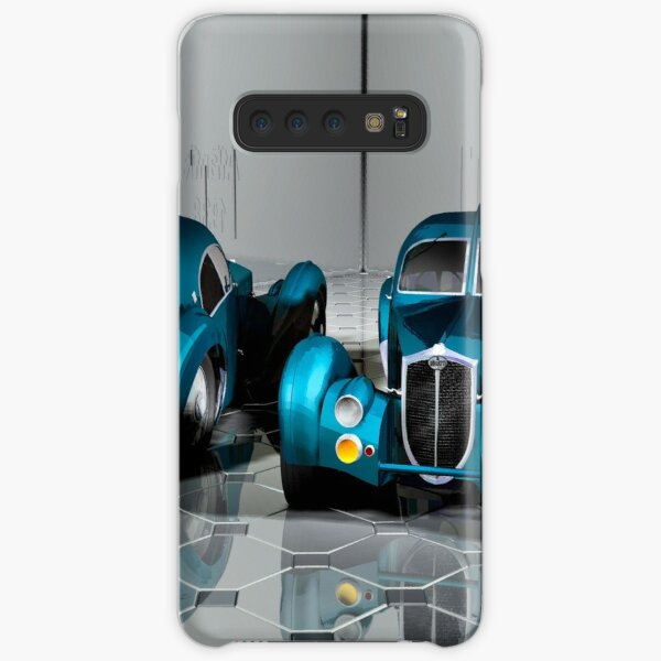 Bugatti Atlantic 1938 Samsung Galaxy Snap Case