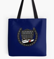41 UTB Officer in Charge - Ashore Tote Bag