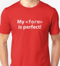 Formtastic Unisex T-Shirt