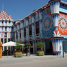 """Talk about a """"colourful hotel"""" by Bertspix1"""