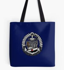 87 WPB Officer in Charge - Afloat Tote Bag