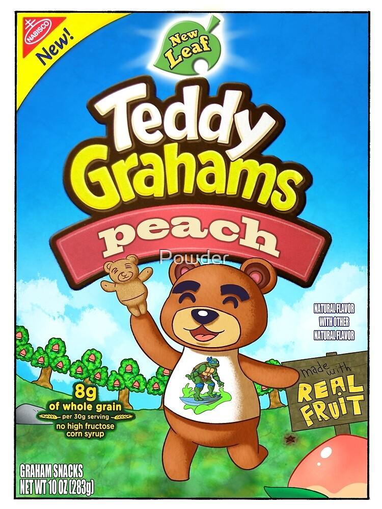 """""""Teddy"""" Grahams by Powder"""