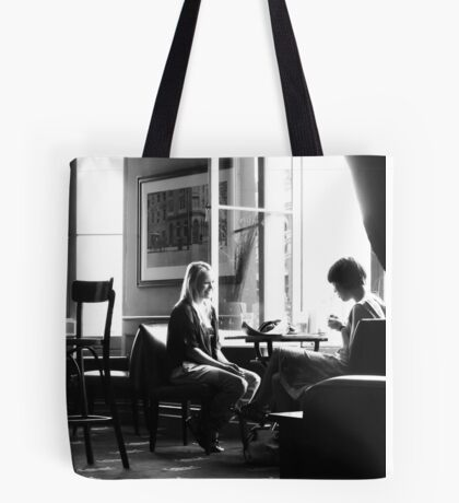 The Interview Tote Bag