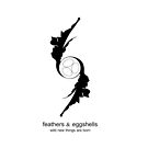 Logo © feathers & eggshells - wild new things are born by wildnewthings