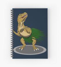 T-Rex Ukulele Spiral Notebook