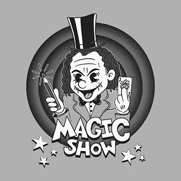 Magic Show by pijaczaj