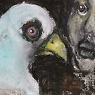 Bird, Bernard Lacoque-4 by ArtLacoque