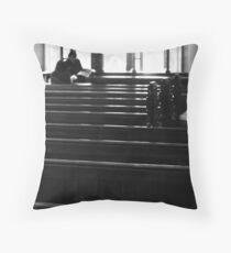 Guided Throw Pillow