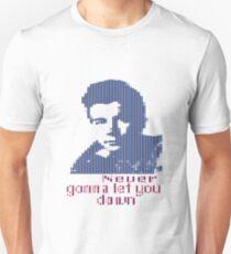 Rick Rollin' Unisex T-Shirt
