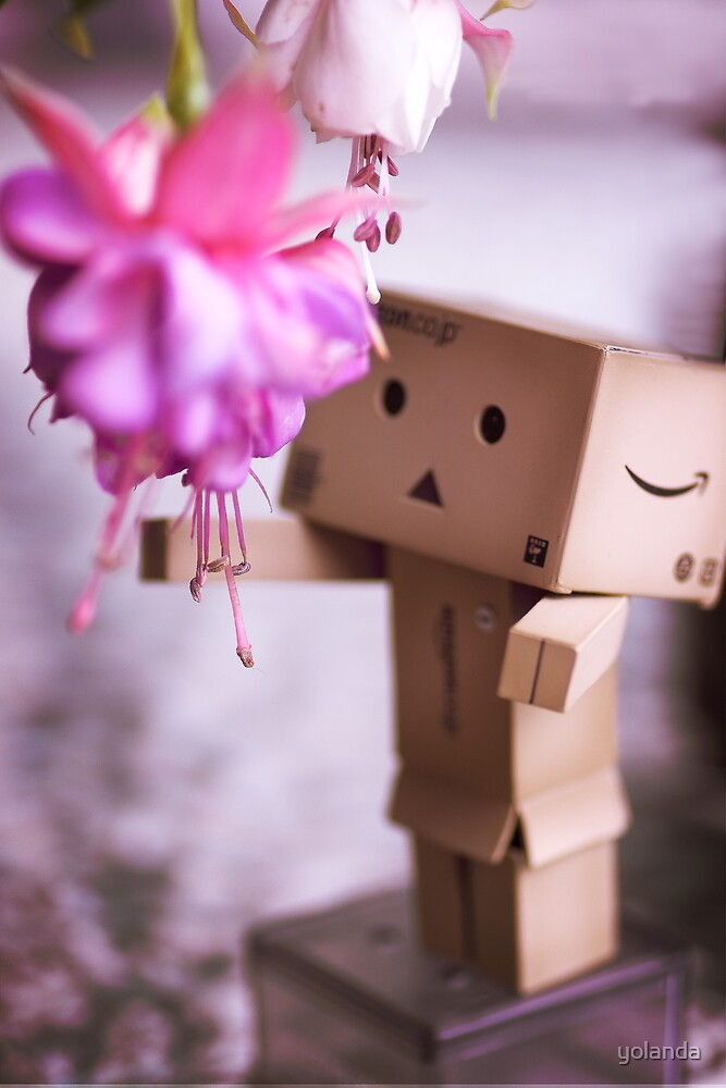 Pretty Flowers for Me by yolanda