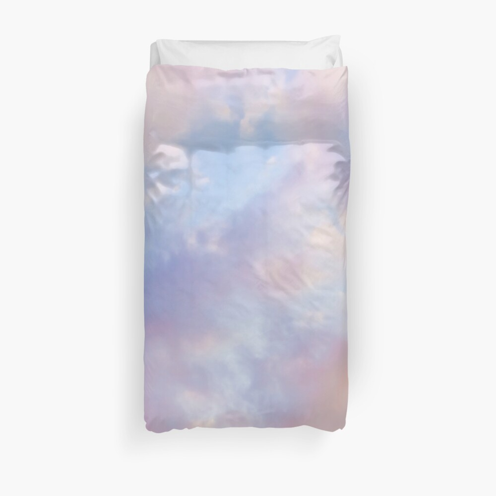 Pink sky Duvet Cover