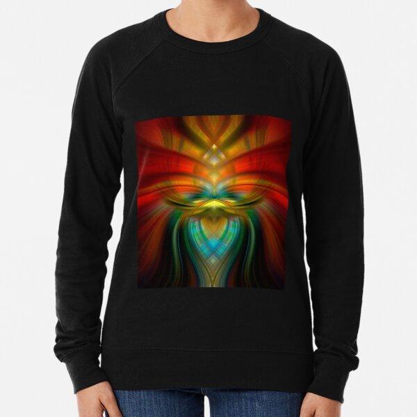 Fire and Ice Lightweight Sweatshirt