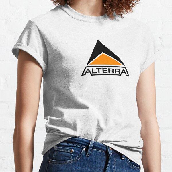 Alterra Logo (Transparent Background) Classic T-Shirt