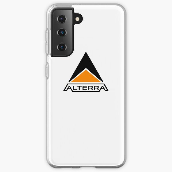 Alterra Logo (Transparent Background) Samsung Galaxy Soft Case