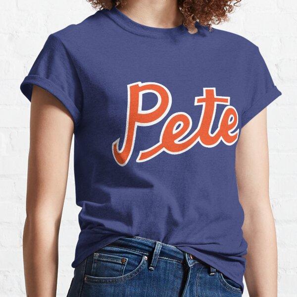 Pete Script Classic T-Shirt
