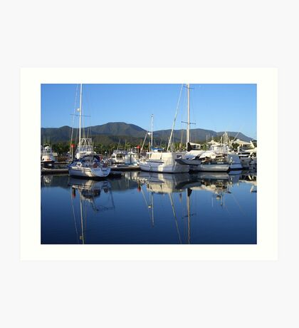Port Hinchinbrook, Cardwell Art Print
