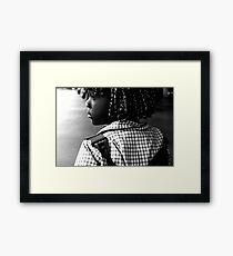 Beautiful Framed Print
