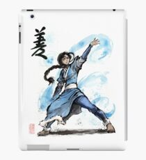 Katara from Avatar TV series iPad Case/Skin