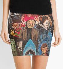 70s/80s Horror Mini Skirt