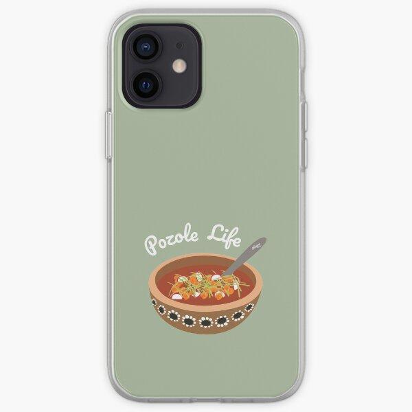 Pozole Life iPhone Soft Case