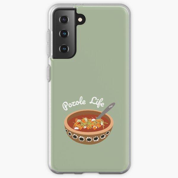 Pozole Life Samsung Galaxy Soft Case