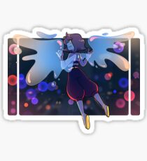 steven universe - city lapis Sticker