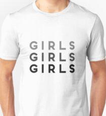Girls Girls Girls (HBO)  Unisex T-Shirt