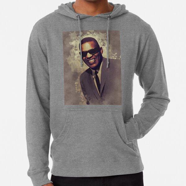 Mens Sing It Hoodie Ray Charles